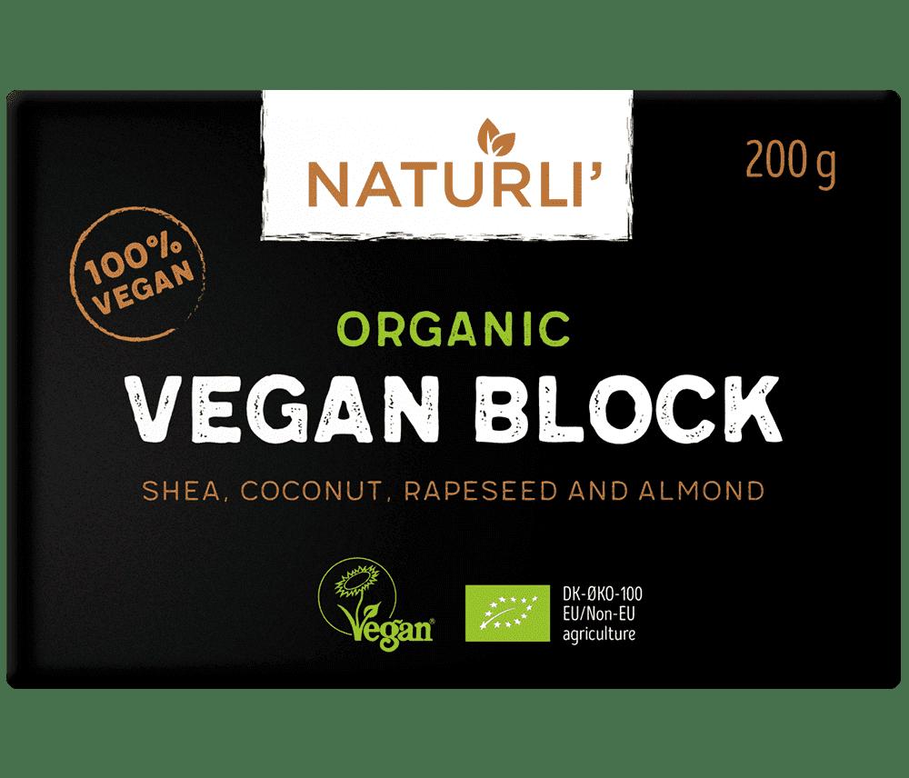 Organic Vegan Block